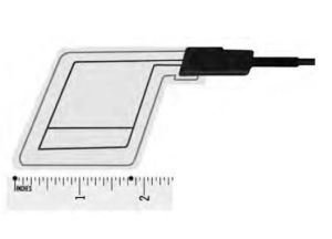 Sti-co Transparent GPS Antenna